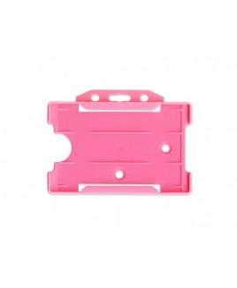 Badgehouder Roze