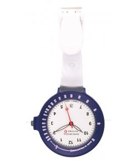 Swiss Medical Horloge Care Line Donkerblauw