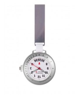 Swiss Medical Horloge Care Line Zilver