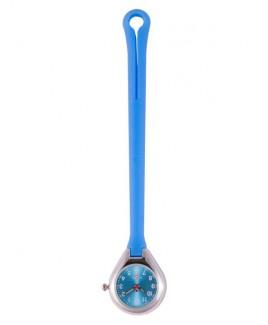 Siliconen Hang Horloge Blauw