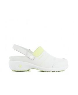 OUTLET size 37 Oxypas Sandy LGN White/Light Green